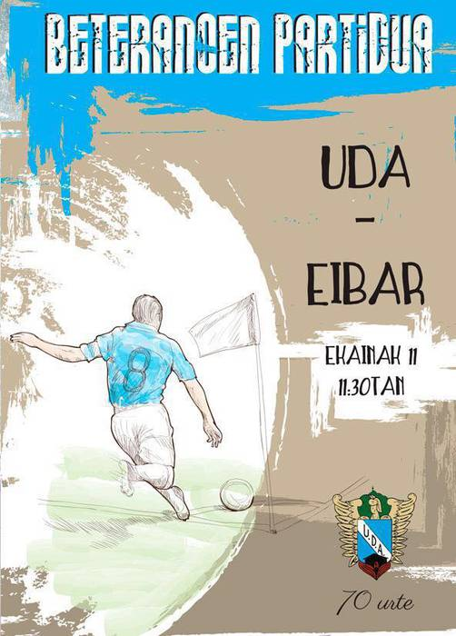 Beteranoen partidua: UDA-Eibar
