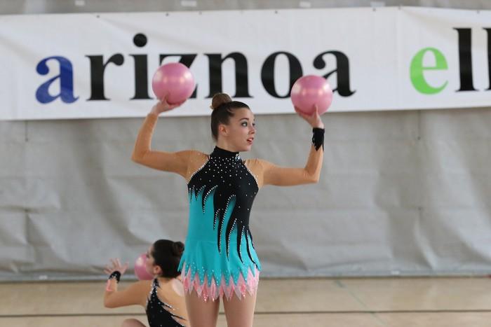 Maila bikaina gimnasia erritmikoko txapelketan - 62