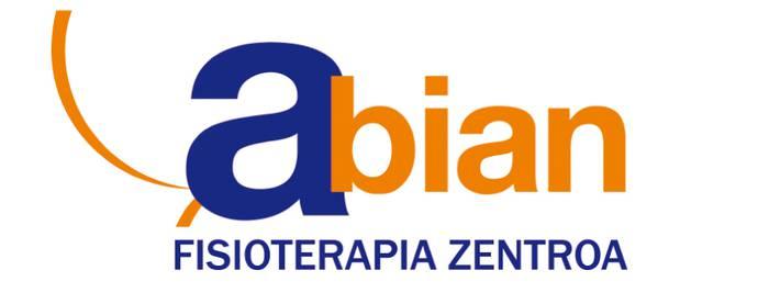 Abian masajeak logotipoa