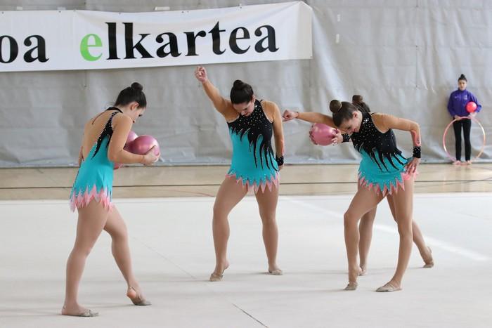 Maila bikaina gimnasia erritmikoko txapelketan - 63