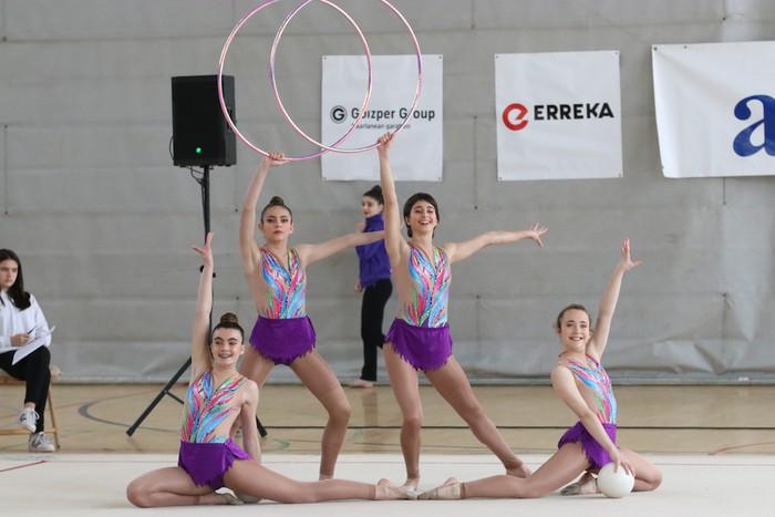Maila bikaina gimnasia erritmikoko txapelketan - 44