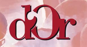 Dor estetika zentroa logotipoa