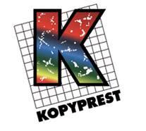 Kopyprest fotokopiak  Paper dendak logotipoa