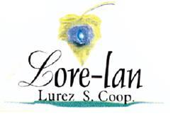 Lore-Lan Koop.Elk. lorezaintza logotipoa