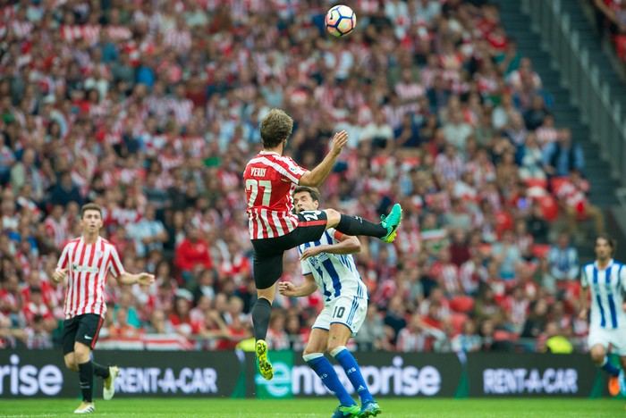 Athletic-Reala derbiko argazkiak - 14