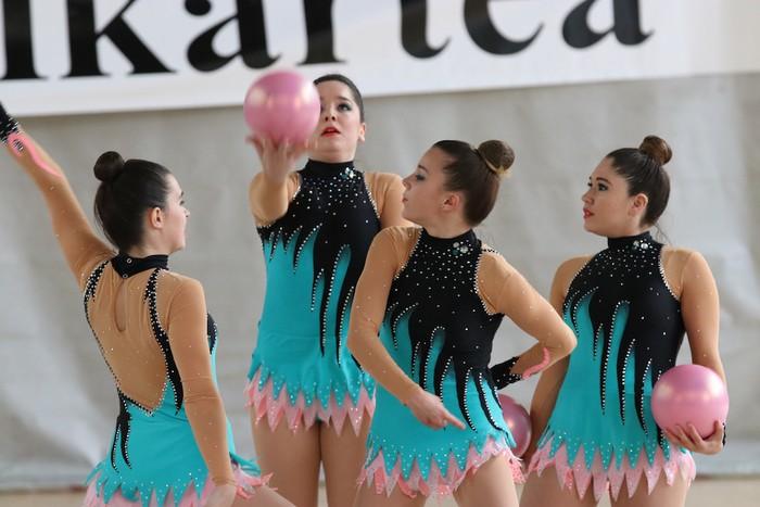 Maila bikaina gimnasia erritmikoko txapelketan - 61
