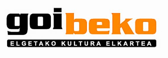 Goibeko Kultura Elkartea logotipoa
