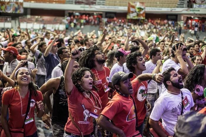 Lutar, Contruir Reforma Agrária Popular!