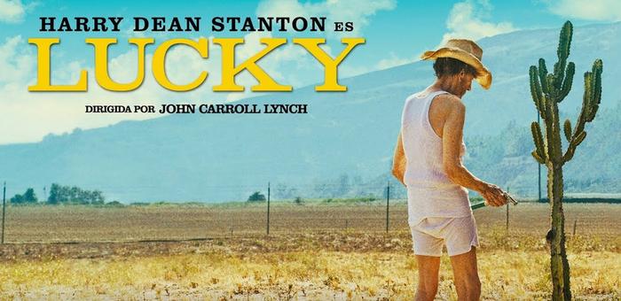 'Lucky' filma, zineklubean