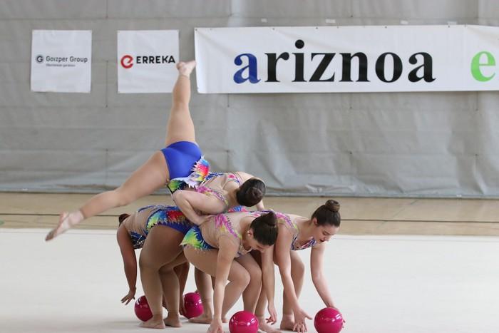 Maila bikaina gimnasia erritmikoko txapelketan - 53