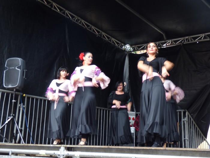 Ikusmina sortu du Maledantza taldeak flamenko erakustaldiarekin - 21