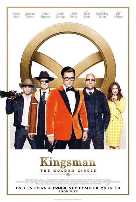 Kingsman: Circulo de Oro