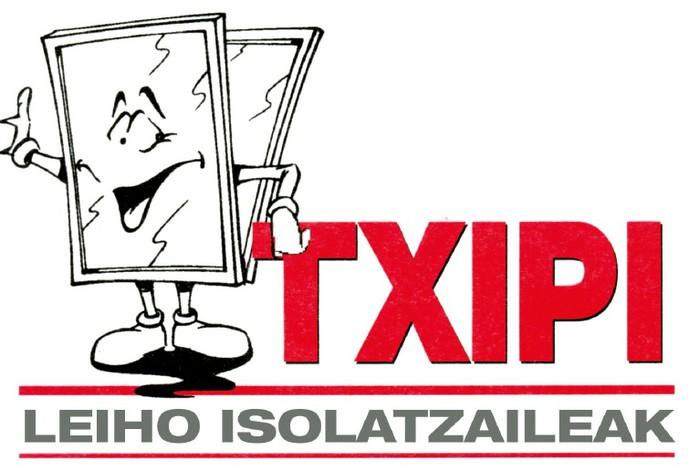 TXIPI VENTANAS / LEIHOAK logotipoa