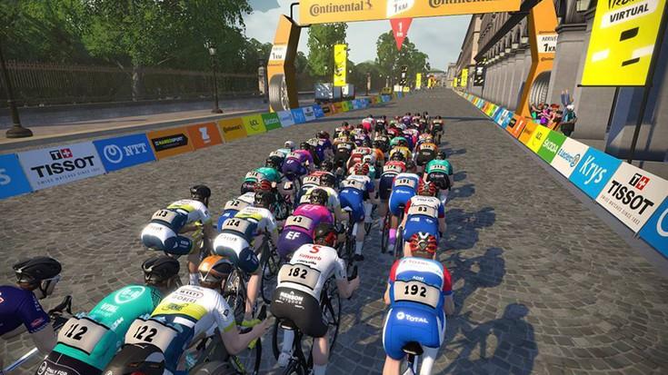 Frantziako Tourrari jarraipena 2020
