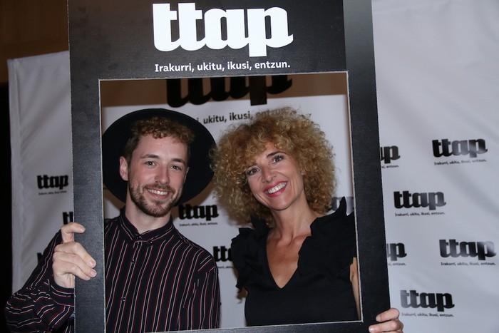 'Ttap' aldizkariaren lehenengo zenbakia aurkeztu da Bilbon - 34