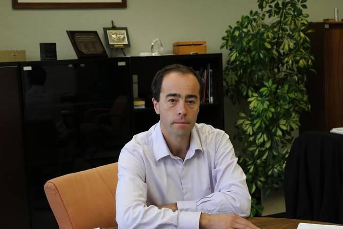 Carlos Gartzia da Goi Eskola Politeknikoko zuzendari orokor berria