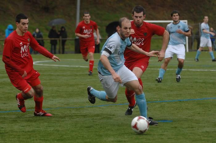 Aretxabaletak irabazi du Antzuolaren etxean (0-2)