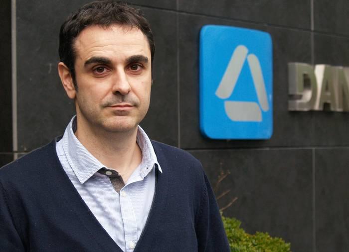 """Xabier Alzaga: """"DanobatGroup-en apustua teknologia da"""""""