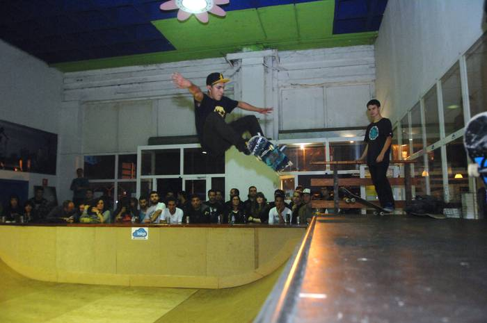 Skate X Games txapelketa Debagoienera heldu da