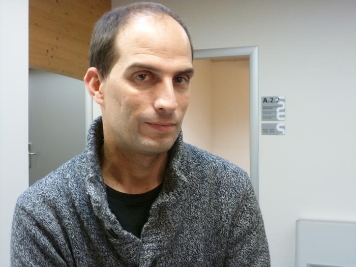 """Eneko Bidegain: """"Euskarazko hedabideen balio soziala da hizkuntzari egiten diotena baino handiagoa"""""""