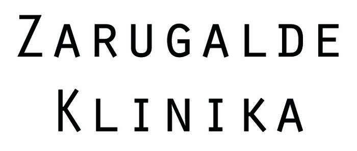 Zarugalde Albaitari Klinika logotipoa