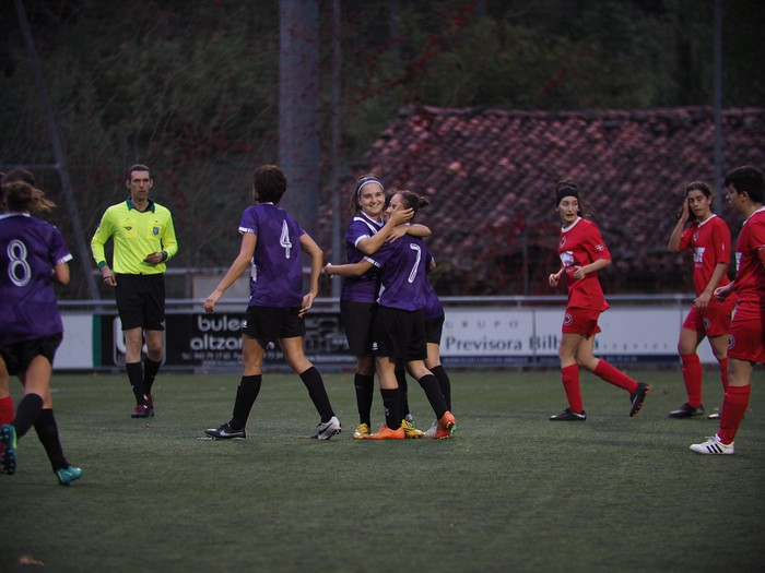 2-0 irabazi zion atzo Leintz Arizmendik Goierriri, Mojategin