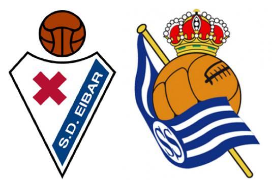 Eibar-Reala ligako lehen partidua Ipuruan