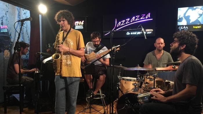 Flamenkoa eta jazza eskutik helduta gaur Arrasateko Jose Letona plazan