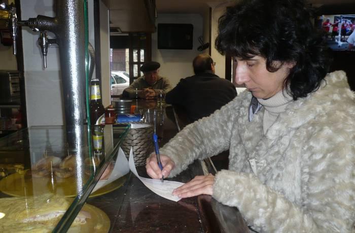 Aramaioko gaien gaineko lehiaketa abiatuz, euskara irabazle nagusi