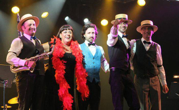 B3 Dixieland taldea gaur Sastiñan (20:00), hileko egubakoitzak musikatzen lehenak