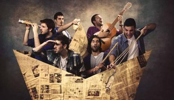 'Gazte Eguakotxak': Itaca Band
