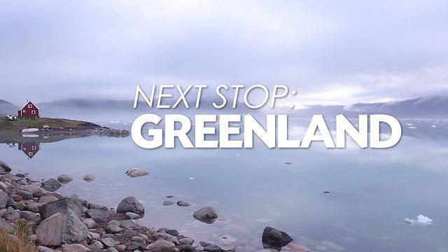 'Next Stop: Greenland' dokumentalaren proiekzioa