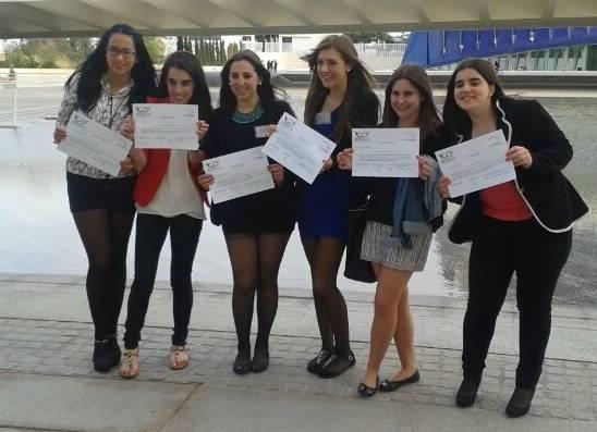 Irailean Albaniara joango dira Europako Gazte Parlamentuan (EYP) estatuko kanporaketan sailkatutako ikasleak