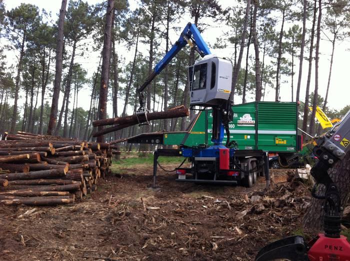 Biomasa proiektuaren berri emateko eskuorriak etxez etxe banatuko ditu Aramaioko Udalak