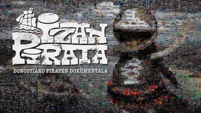 'Izan pirata' dokumentala