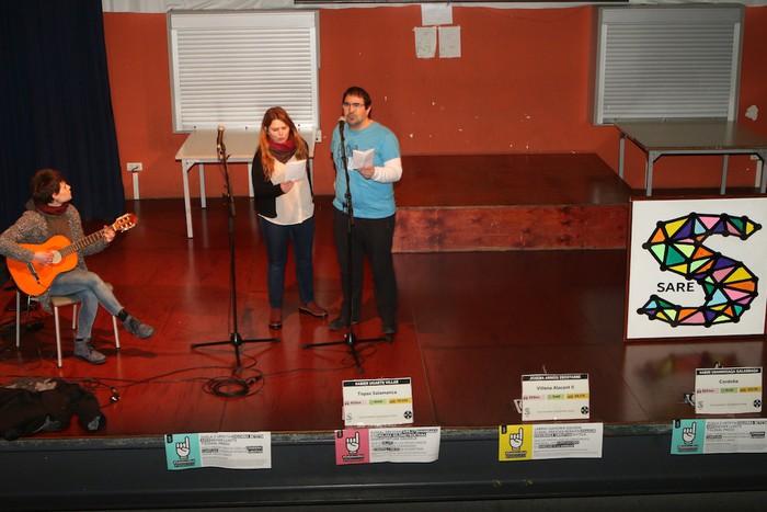 'Oñatiarrok ere salatzen dugu' ekitaldiko argazkiak - 8