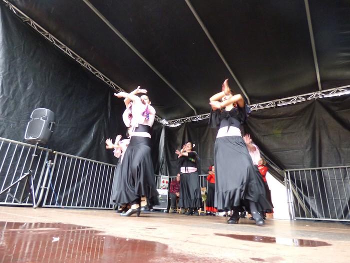 Ikusmina sortu du Maledantza taldeak flamenko erakustaldiarekin - 30