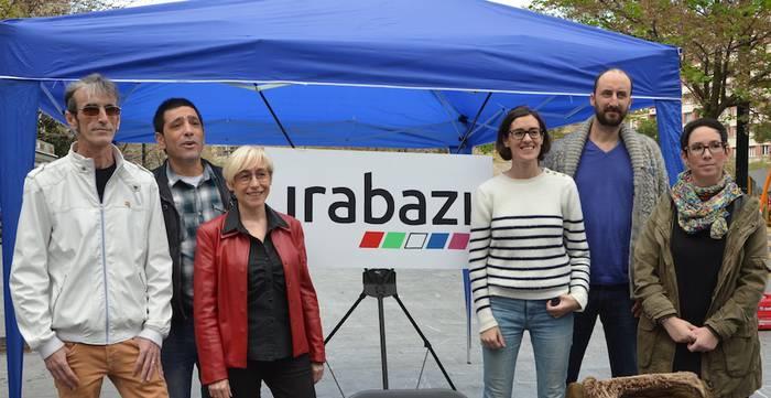 Juan Luis Merino, Deba-Urola barrutiko zerrendaburu Irabazi-Ganemosetik