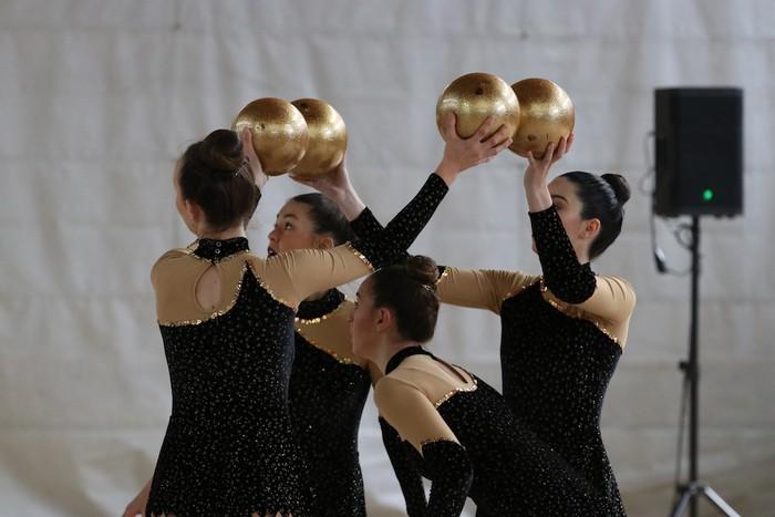 Maila bikaina gimnasia erritmikoko txapelketan - 3