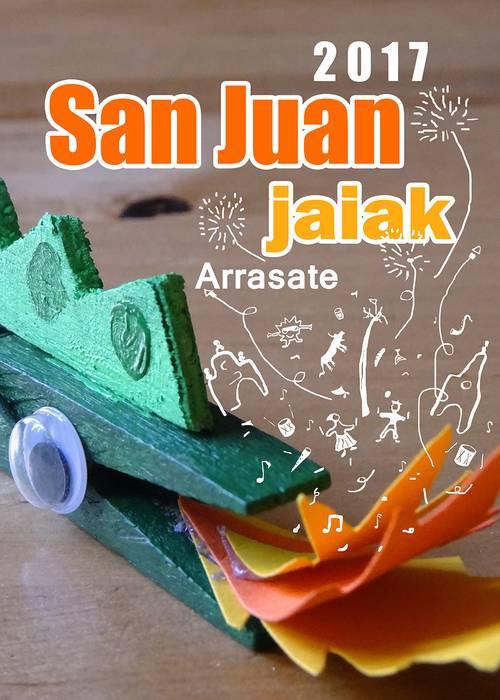 San Juan Jaiak 2017 Egitaraua
