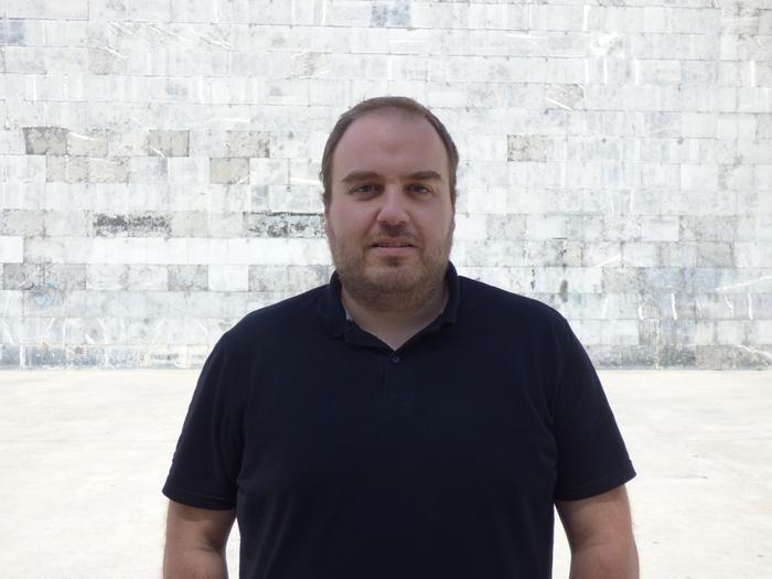 """Lander Dominguez: """"Izendapena ilusio handiarekin jaso dut"""""""