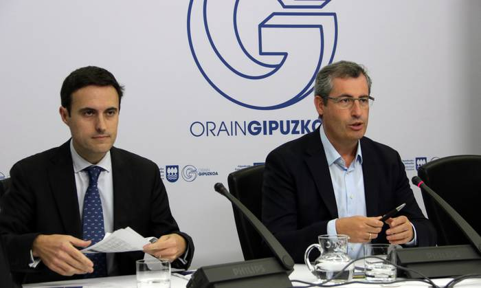 """Aldundiak dio Gizarte politikei eta ekonomia sustapenari """"lehentasuna"""" eman diela 2017ko aurrekontuetan"""