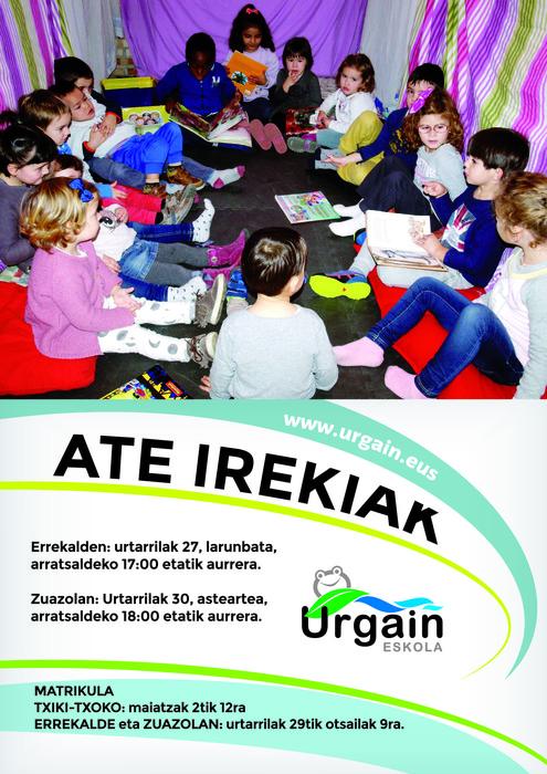 ATE IREKIAK