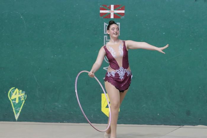 Ikasturte amaierako erakustaldia egin dute arrasateko gimnastek - 10