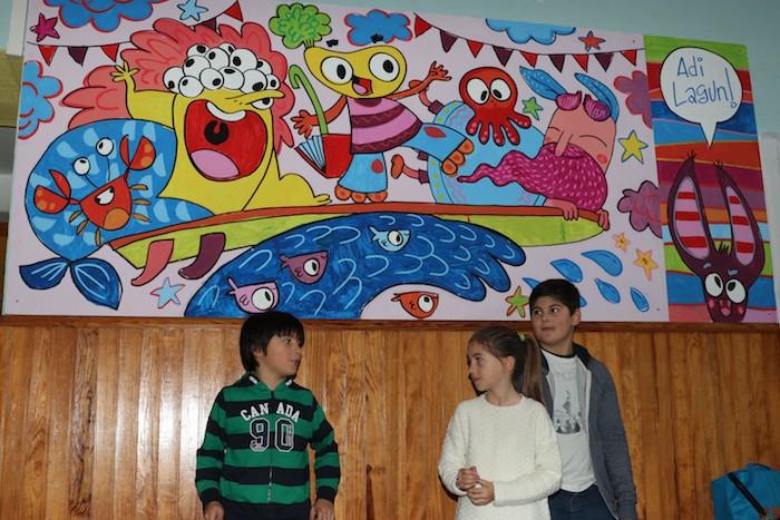 'Adi lagun!' proiektua aurkeztu dute Elkar Heziko irakasleek eta familiek - 13