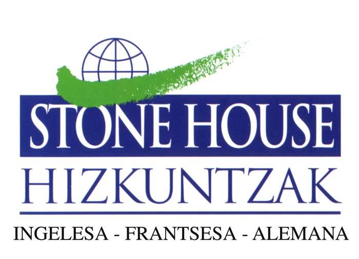 Stone House Hizkuntzak logotipoa