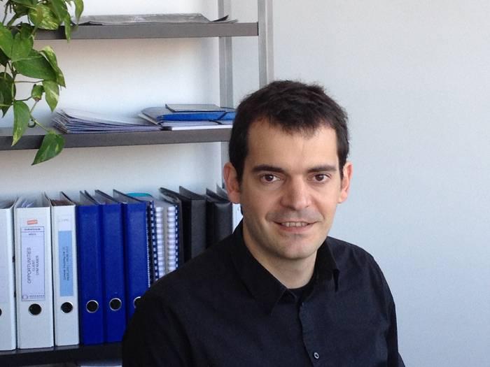 """Oier Bolibar: """"Energia fotovoltaikoa konpetitiboa da leku askotan, eta dagoeneko alternatiba bat da"""""""
