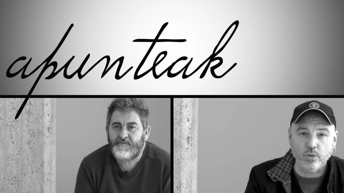 Euskal kulturaren publikoa nolakoa den azaldu dute Telmo Esnalek, Lutxo Egiak eta Rikardo Arregik