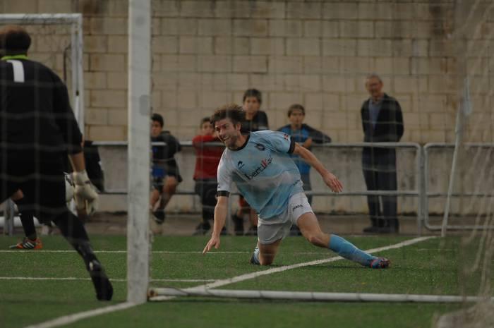 UDAren gol zaparrada Ibarran: 4-0