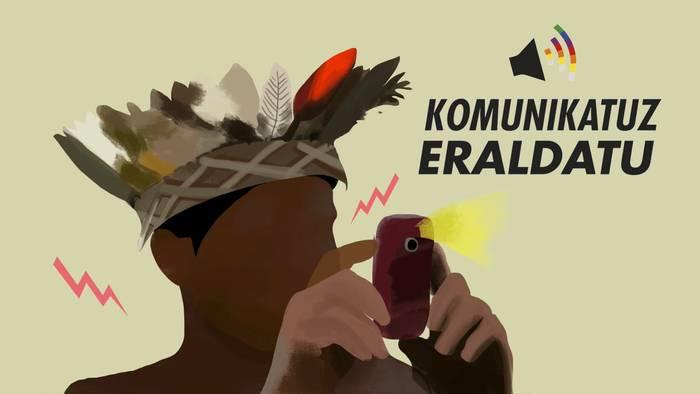 Herri indigenek egindako dokumentalak botako dituzte gaur